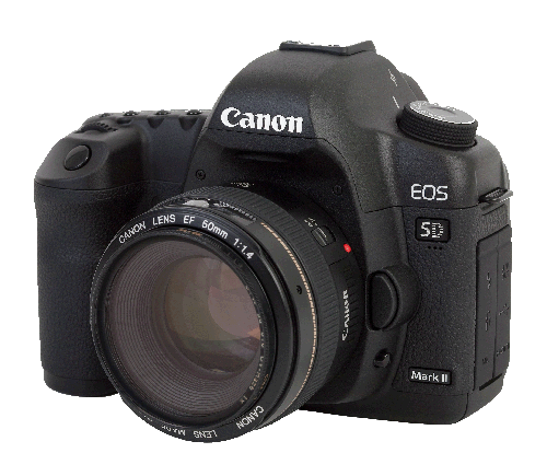 Canon EOS 5D Mark 2 - Corporate Video Production
