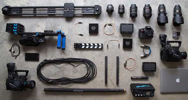 Video Marketing Equipment - Video Production